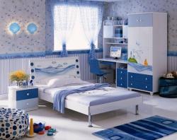 <p><em><strong>Идеи для детской комнаты для будущего мореплавателя.</strong></em></p>