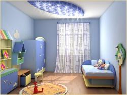 <p><em><strong>Ремонт маленькой детской. Интерьер комнаты для подростка мальчика.</strong></em></p>