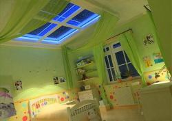 Ремонт и отделка детской комнаты для новорожденного.