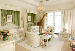 <p><em><strong>Детская комната для новорожденной девочки. Ремонт и отделка.</strong></em></p>