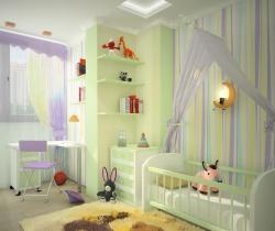 <p><em><strong>Детские комнаты для новорожденных мальчиков.</strong></em></p> <p></p>