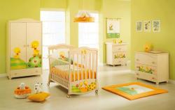 <p><em><strong>Комната для новорожденного ребенка. Ремонт и отделка.</strong></em></p>