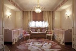 <p><em><strong>Комната для новорожденных близняшек. Ремонт и отделка.</strong></em></p>