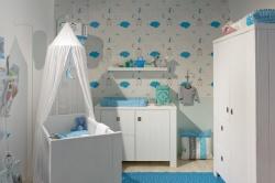 <p><em><strong>Комнаты для новорожденных мальчиков. Ремонт и отделка.</strong></em></p>