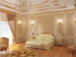 <p><em><strong>Ремонт спальни: &nbsp; дизайн большой спальни.</strong></em></p>