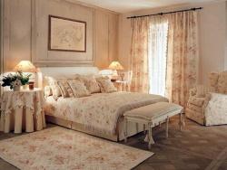 <p><em><strong>Ремонт спальни: &nbsp; Дизайн спальни в стиле Прованс.</strong></em></p>