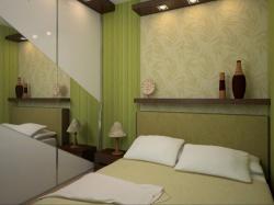 Ремонт спальни: Дизайн спальни в хрущевке.
