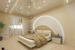 <p><em><strong>Ремонт квартир: современный дизайн спальни в бежевых тонах.</strong> </em></p>