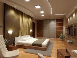 <p><em><strong>Ремонт спальни:&nbsp; дизайн спальни с элементами Дерево.</strong></em></p>