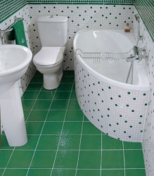Ремонт и отделка ванной: ванная комната дизайн.
