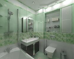 <p><em><strong>Ремонт спальни: дизайн ванной комнаты.</strong></em></p>