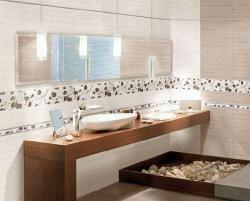 <p>Плитка в ванную комнату.&nbsp; Светло-розовый.&nbsp; Ремонт и отделка.&nbsp;</p>