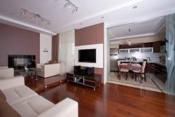 <p>Дизайн кухни гостиной . Ремонт и отделка.</p>