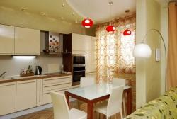 <p><em><strong>Кухня и столовая совмещенная Ремонт и отделка.</strong></em></p>
