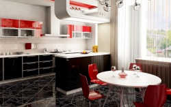 <p><em><strong>Совмещенная кухня с гостиной очень популярна в современном интерьере.</strong><strong> Ремонт и отделка.</strong></em></p>