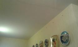 Ремонт квартиры (потолок и стены). Трехкомнатная квартира / Метро Кузьминки - ул. Окская