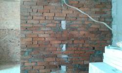 <p>Демонтажные и черновые работы в Москве. Возведение и штукатурка стен. метро Динамо</p>
