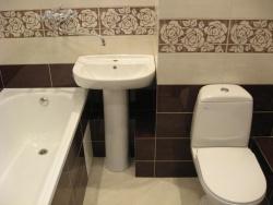 <p>Интерьер ванной комнаты совмещенной с туалетом фото</p>