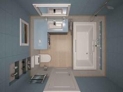 Маленькие ванны совмещенные с туалетом
