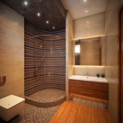 Совмещенный туалет с ванной в хрущевке