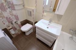 <p>Ванная комната совмещенная с туалетом в хрущевке</p>