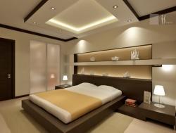<p>Идеи дизайна спальни с фотообоями</p>