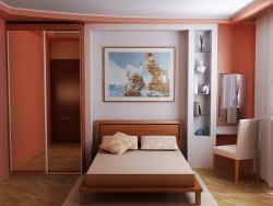 <p>Отделка гостиной спальни</p>
