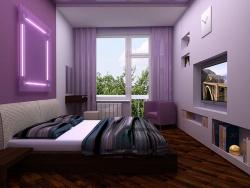 <p>Отделка спальни в квартире фото</p>