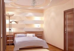 <p>Интерьер комнаты спальни</p>