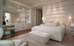 Отделка спален в частном доме