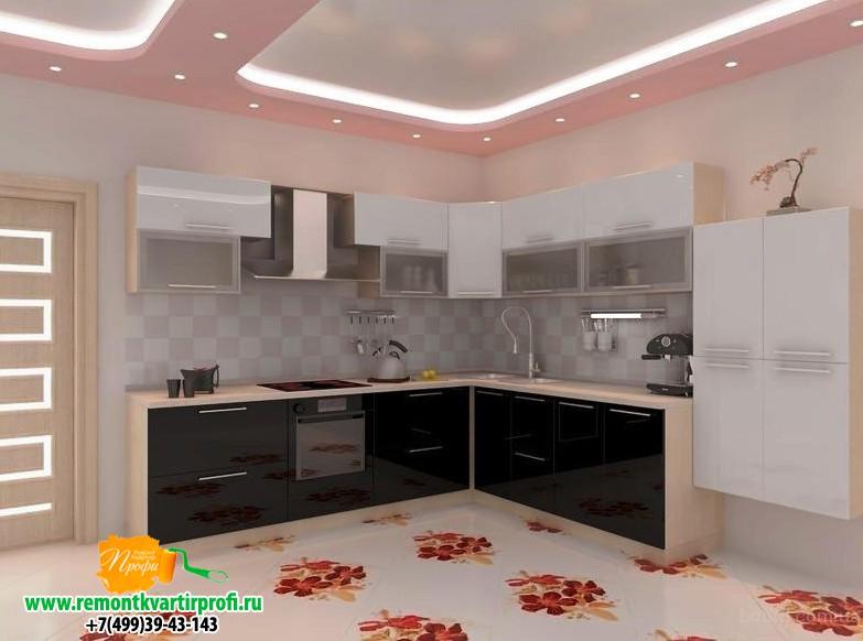 кухня гостиная фото ремонт