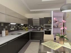 <p>Ремонт и отделка: Современный дизайн кухни.</p>